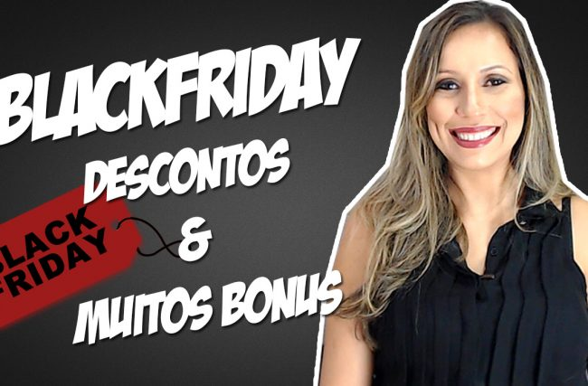 PROMOÇÕES da Blackfriday – Sua chance de ingressar no Marketing Digital