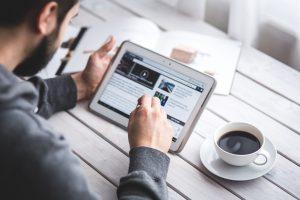 Blogs são excelentes canais de comunicação com a audiência