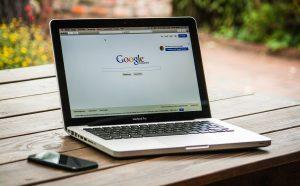 Google, uma gigante da tecnologia, criatividade e inovação.