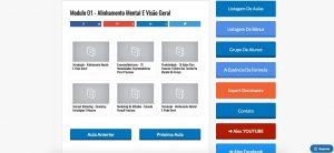 Todos os módulos foram criados para levar até o aluno o conhecimento necessário para criação do seu negócio online do zero.