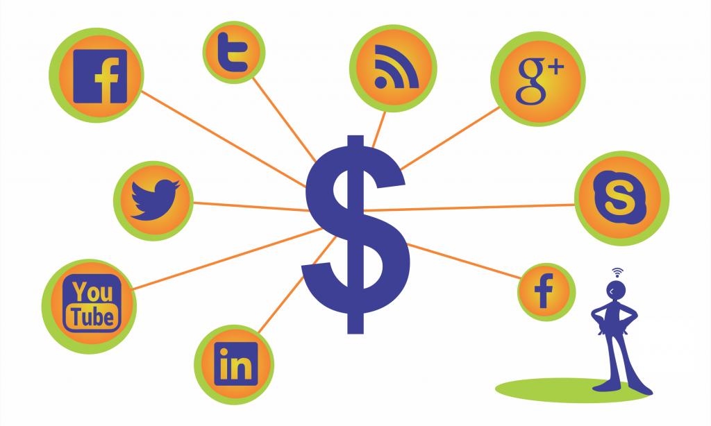 Ganhar dinheiro com redes sociais é uma ótima maneira de investir no próprio negócio.