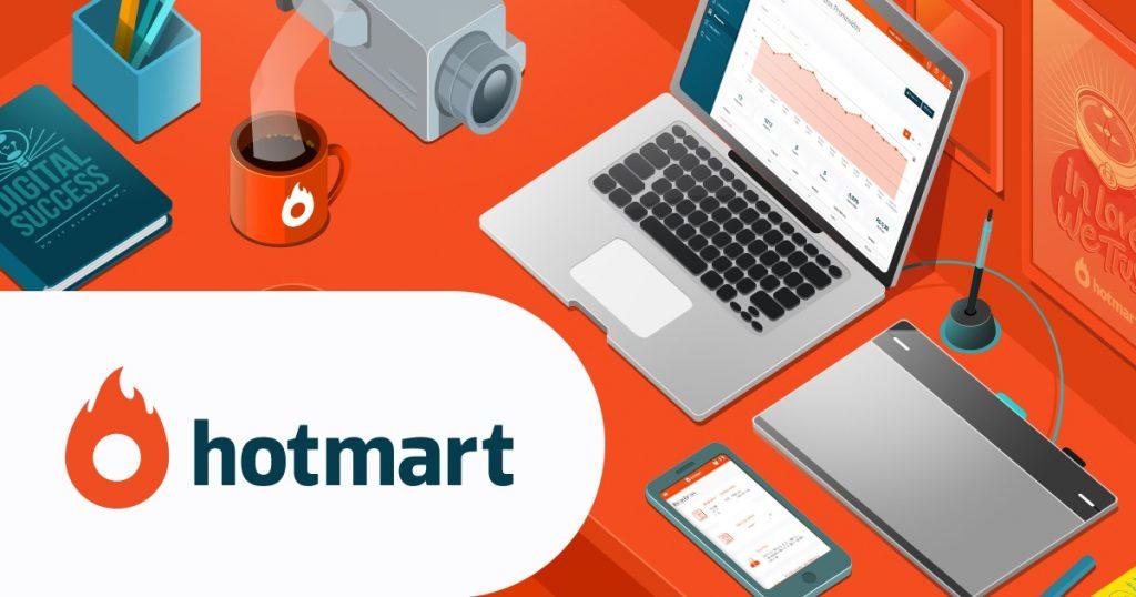 Meu amado Hotmart é uma das melhores opções para ganhar renda extra.