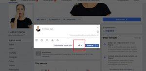 Gerencie a privacidade das suas postagens no Facebook.