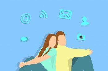 Perfil pessoal ou profissional nas redes sociais