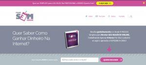 O Linktree funciona também como uma página de informações para ser utilizado no seu blog.