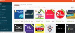 Hotmart é um grande mercado de produtos digitais.