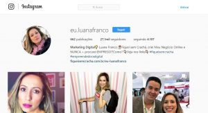 Meu Instagram: eu.luanafranco