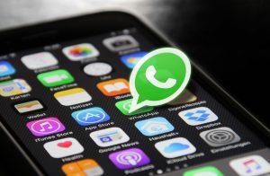 Criar linha de contato através do WhatsApp.