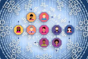 Uma rede forte de engajamento cria relevância para seu vídeo.