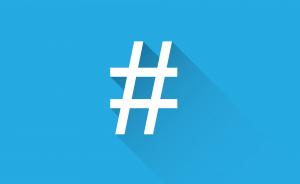 Hashtags são as palavras chaves e que levam seus vídeos as pessoas certas.