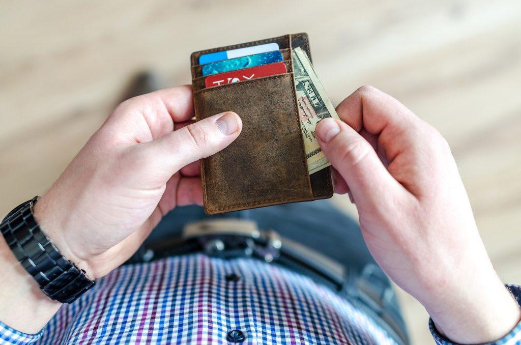 Saber exatamente quanto ganha, para saber quanto pode gastar.