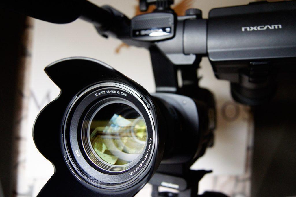 Muitos dos erros ao gravar vídeos podem ser evitados com pequenas atitudes.
