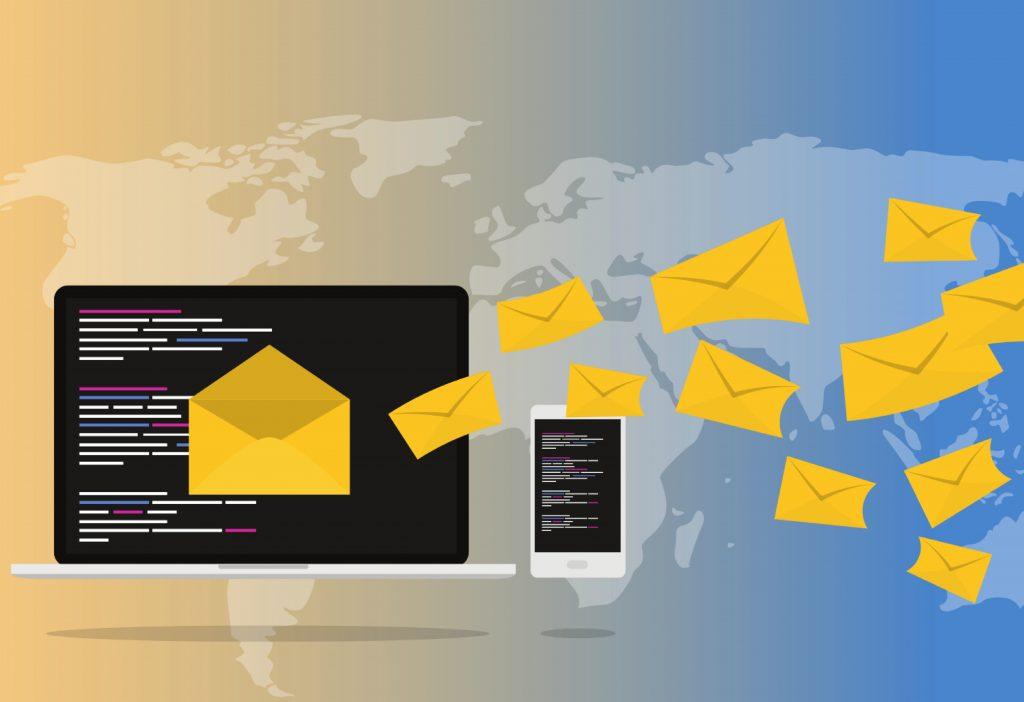 Email marketing é uma poderosa ferramenta de automação.