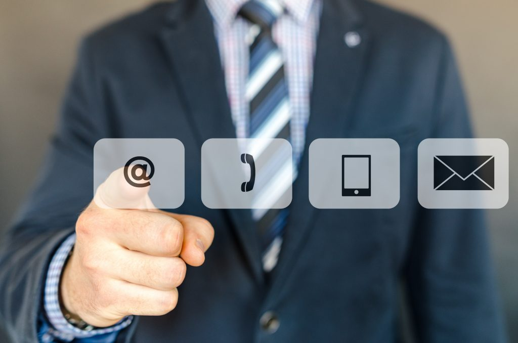 Email marketing pode criar relacionamento com a audiência de forma fácil e prática.