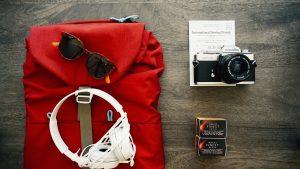 Veja o que levar na mochila em uma viagem a trabalho.