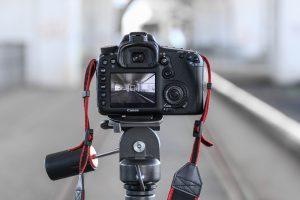 É necessário está preparado para gravar vídeos enquanto viaja.