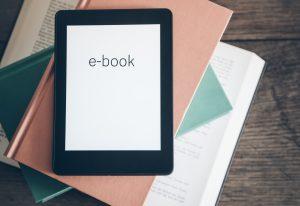 Passo a passo para produzir um ebook.