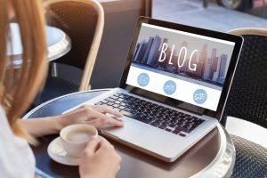 Os maiores vendedores do mercado online usam blog para se comunicar com a audiência.