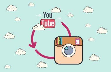 Como CONVERTER VÍDEOS do YouTube para o Instagram PELO CELULAR por Luana Franco