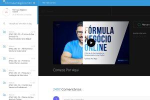 Conheça o Fórmula Negócio Online 3.0 por dentro.
