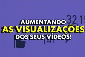 Vídeos com legenda aumentam as visualizações.