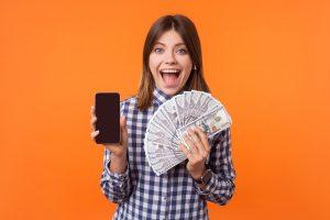 Como ganhar dinheiro pelo celular.